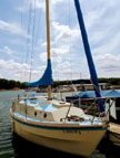 1969 Westerly 26 sailboat