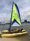 2015 Windrider 17 sailboat