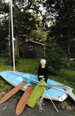 Cub Scow 12 sailboat