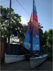 1980 Hobie 18 sailboat
