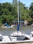 1983 Irwin 34 sailboat