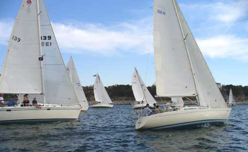 Catalina 320 #139 and Avance #68A