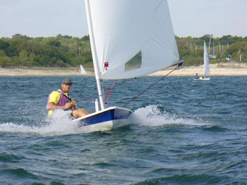 Doug Kern in race 1