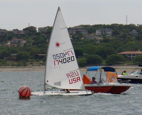 Gustavo Tenrreiro, second race 3