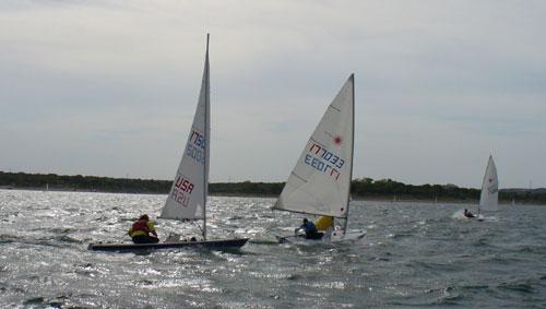 windward mark race 5