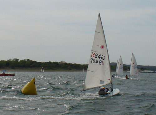 Doug Peckover, 4th place in race 5
