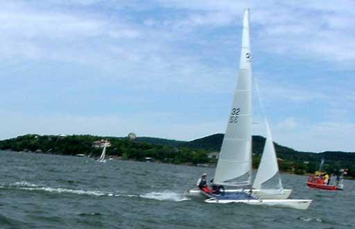 Prindle 19 catamaran