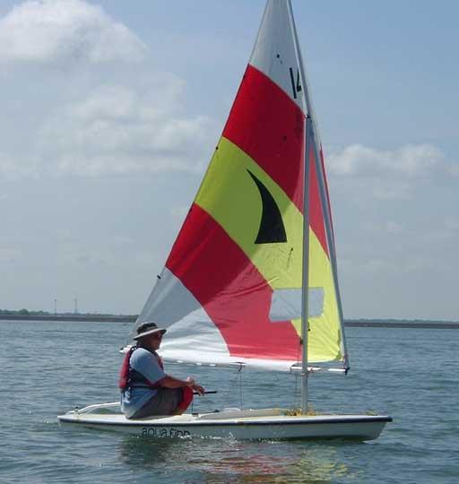 Steve Wesson, Aquafin, 5th place.