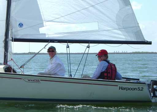 Jennifer Loehlin and Robin, Harpoon 5.2