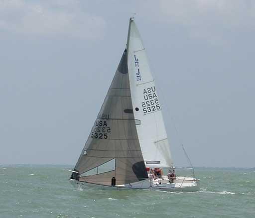 Roger Harden on bow 04