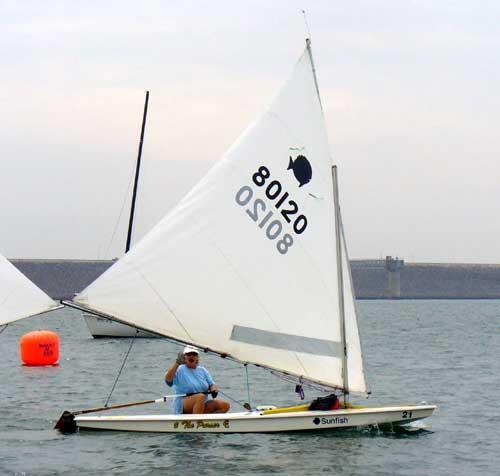 Pat Manning, Sunfish