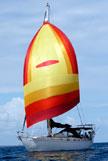 Rival 38A, 1979, sailboat