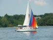 1982 Hunter 25 sailboat
