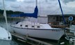 1980 Hunter 27 sailboat