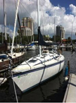 1986 Hunter 34 sailboat