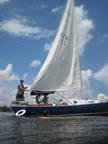 1972 Kittiwake 24 sailboat