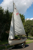 1960s Robin designed by Philip Rhodes sailboat