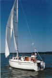 1986 S2 27 sailboat