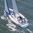 1988 Beneteau Moorings 432 Racer/Cruiser sailboat