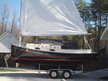 2011 ComPac Horizon Cat sailboat