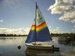 1984 Holder 14 sailboat