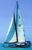 1972 Islander 36 sailboat