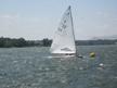 1982 Johnson C scow 20 sailboat