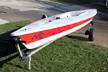 1996 Laser sailboat