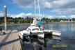 1980 Telstar 8 Meter Trimaran sailboat