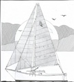 Blackwatch 18 sailboat
