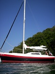 1973 Columbia 26 MK II sailboat