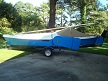 1984 Dovekie 21 sailboat