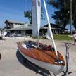 1988 Korsar, 16' sailboat