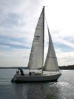 Albin Cumulus 1980, sailboat