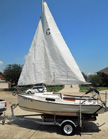 2007 Com Pac 16 sailboat