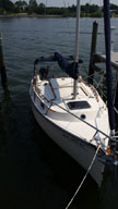 2005 ComPac Eclipse 21 sailboat