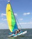 2014 Hobie Getaway sailboat