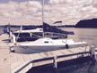 2011 Hunter 22 sailboat