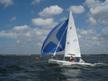 Johnson 18, 1998 sailboat