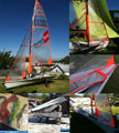 29er, 2000, Skiff sailboat