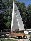 1976 Banshee 13 sailboat