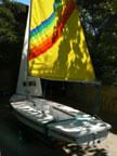 1995 Barnett 1400 sailboat