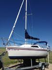 2003 Catalina sailboat