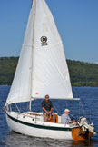 Compac 19-III, 1989 sailboat