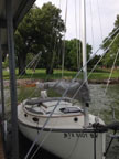 2007 ComPac Horizon Cat sailboat