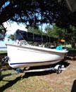 2006 ComPac Picnic Cat sailboat