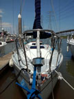1979 Endeavour 32 sailboat