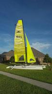2000 Hobie Fox 20 sailboat