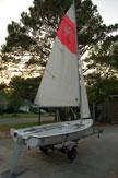 1997 JY 14 sailboat