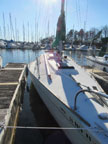 1973 Morgan 27 sailboat